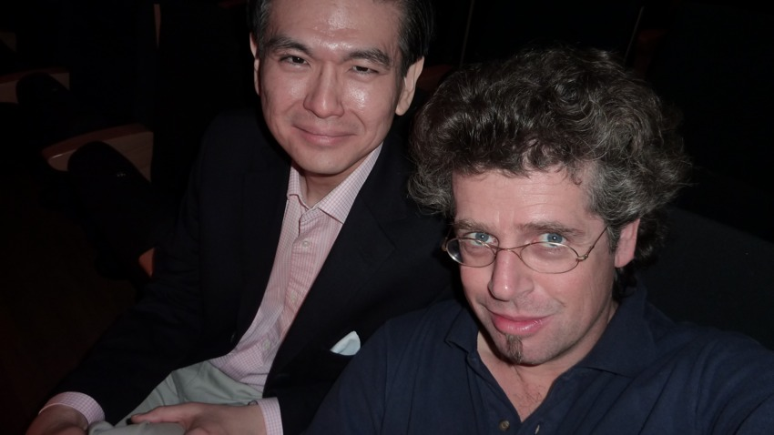 Jeffrey Ching - Thomas Bloch